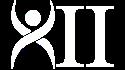 logo white xii